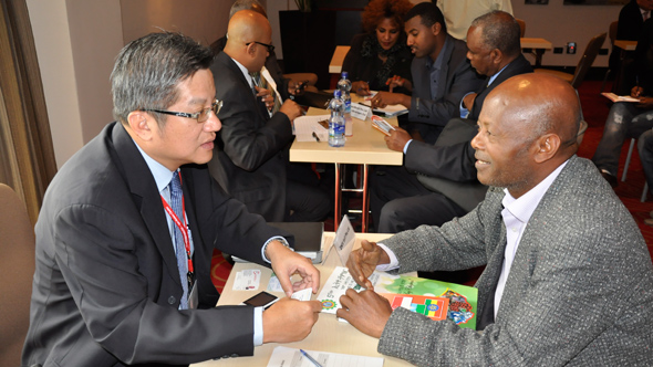 Business climate in Ethiopia: Competition to increase in 2014 -- MIDROC Group