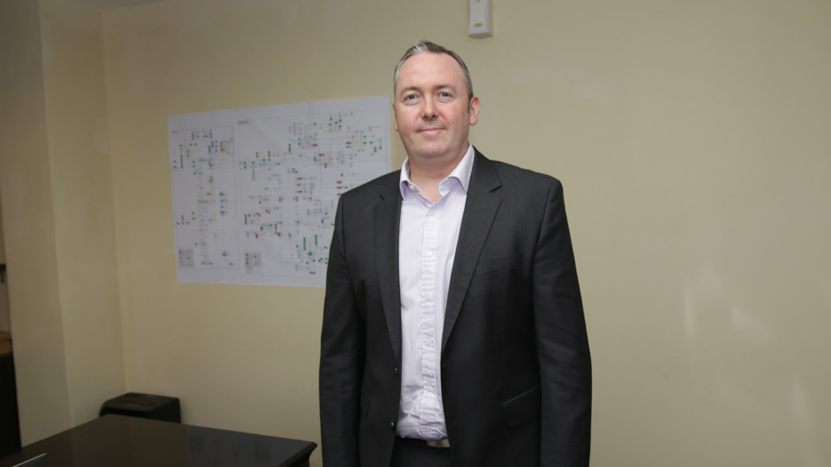 Michael McPhail, CTO of Moratelindo
