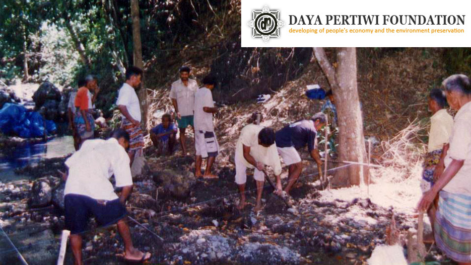 Daya Pertiwi Foundation: Improving Economy in Nusa Penida