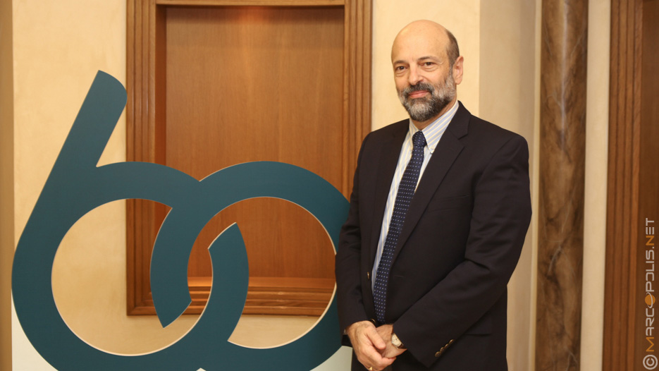 Dr. Omar Razzaz, Chairman of Jordan Ahli Bank