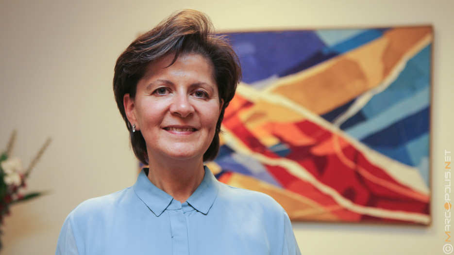 Lina Annab, General Manager of Zara Investment Holding