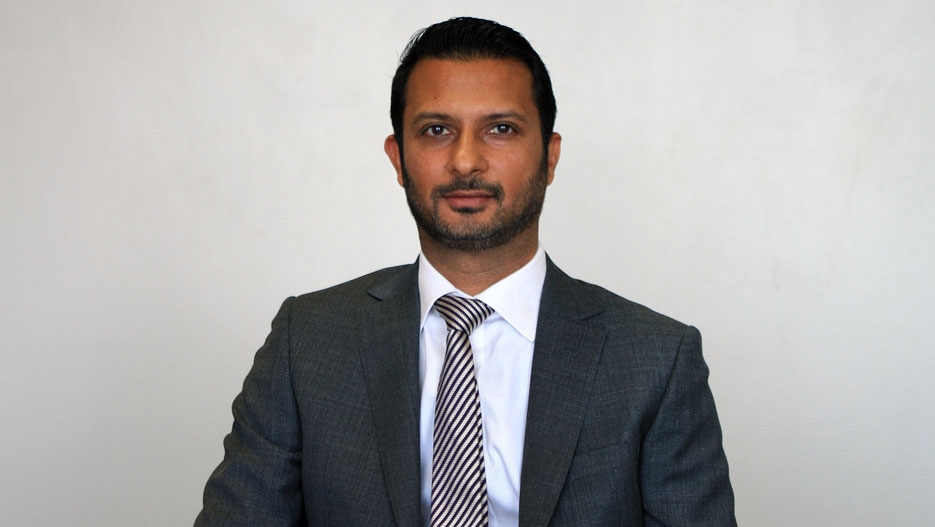 Ronal Samani, Director of Corporate Development at AMS Group