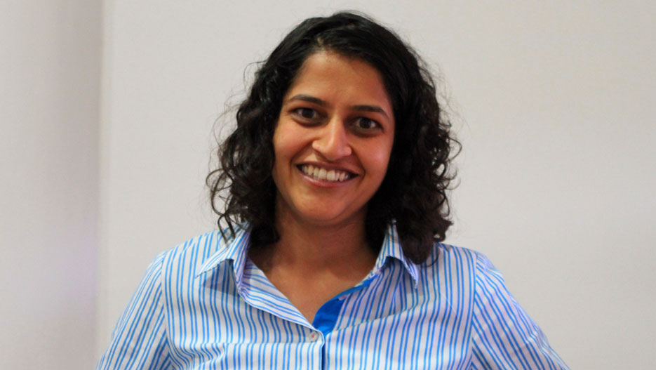 Sweata Shah, Managing Director of Apples and Sense
