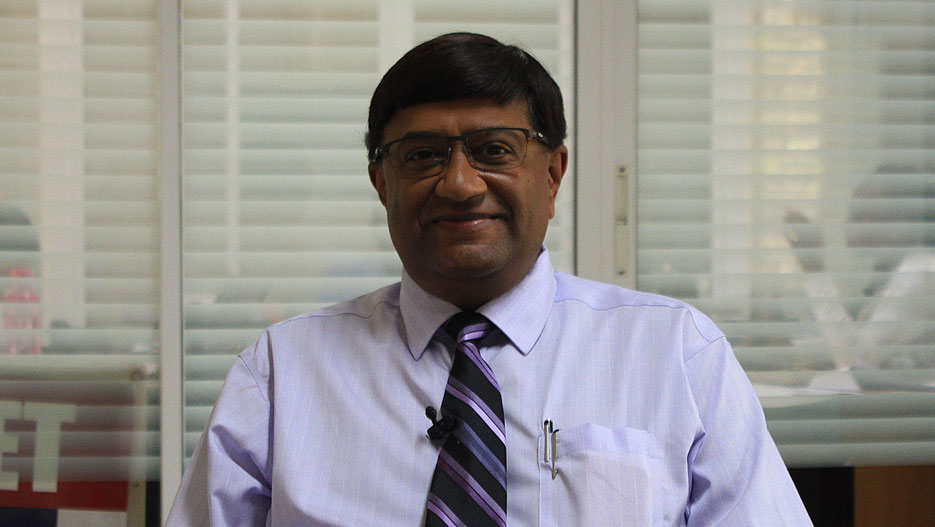 Bharat Doshi, Director at AshB Group