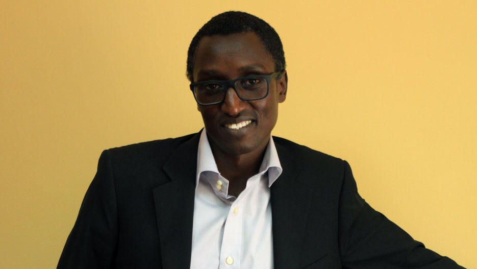 Kiprop Bundotich, Group Executive Director and Founder of Buzeki Enterprises
