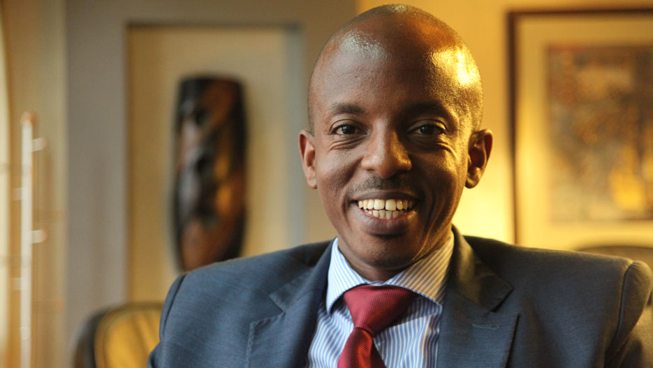 Fred Murimi, Director of Centum Capital at Centum Investment Company