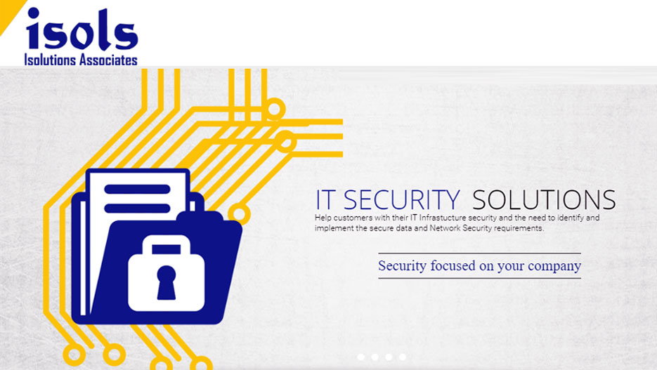 Isolutions: providing IT security solutions since 2004