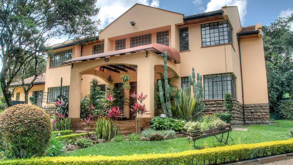 In Kenya, people see property as the best investment possible with the least volatile returns
