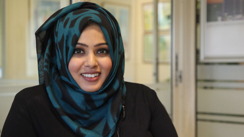 Sakina Hassanali, Head of Research and Marketing at HassConsult