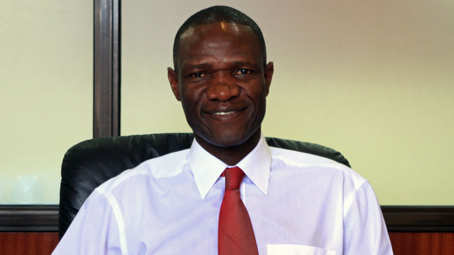 Dan Awendo, Managing Director of Home Afrika
