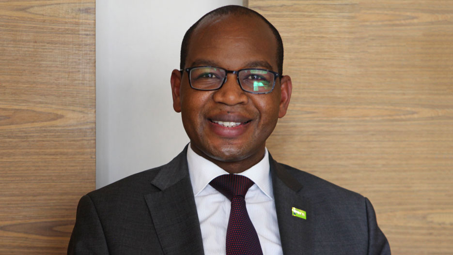 Joshua Oigara, CEO of Kenya Commercial Bank (KCB)
