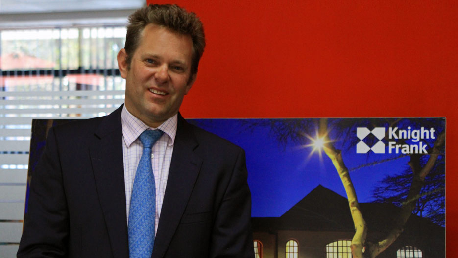 Ben Woodhams, Managing Director at Knight Frank