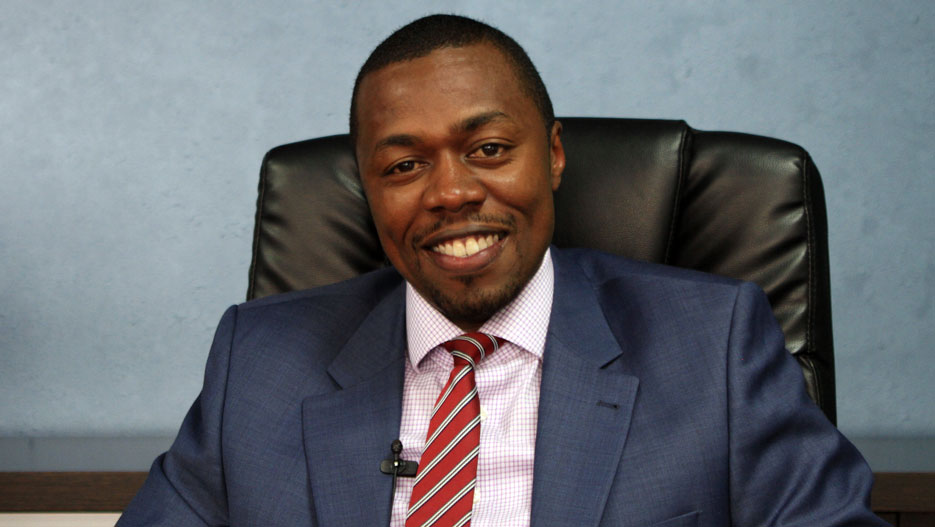 Pius Muchiri, Managing Director of Nabo Capital
