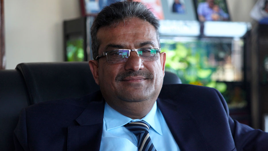 Mukhtar Omar, Executive Chairman of Roy Transmotors