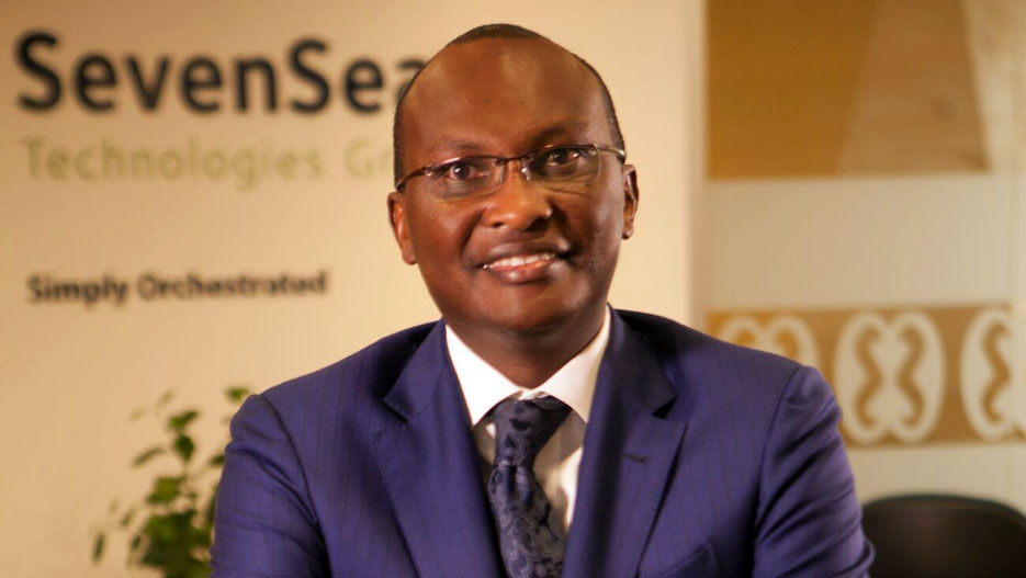 Michael Macharia, Founder and Group CEO at SevenSeas Technologies
