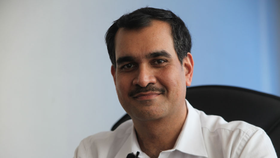 Saleem Abdulla, Managing Director of Sollatek Electronics