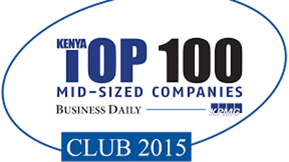 Sollatek is listed as one of the TOP 100 mid-size companies in Kenya