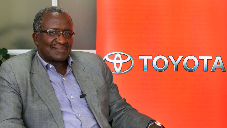 Dennis Awori, Chairman of Toyota Kenya Limited
