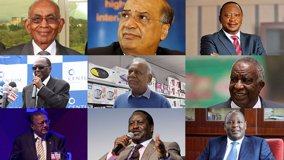 Top 10 Leaders in Kenya