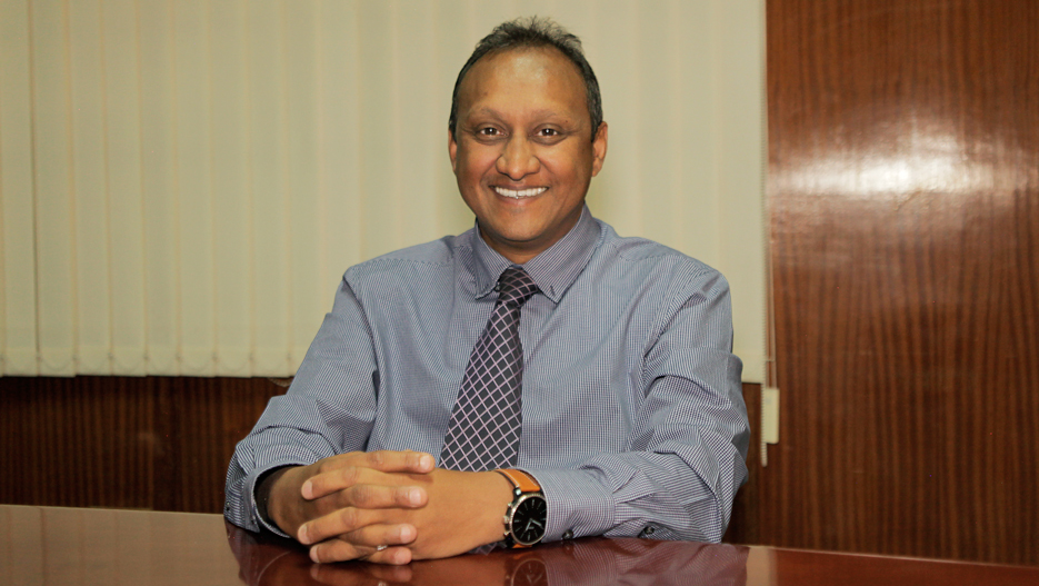 Mehul Shah, Director of Ashut Engineers Ltd
