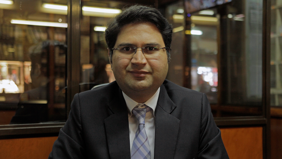 Tushar Bagda, Managing Director of Bagda's Auto Spares Limited