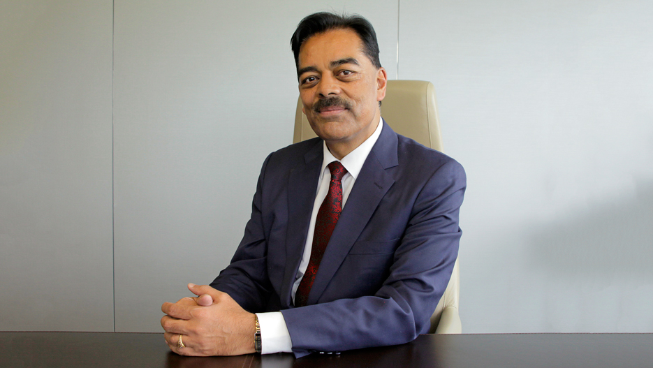 Dr Vimal Shah, Chairman of Bidco Africa