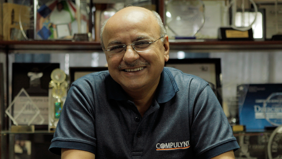 Sailesh Savani, Founder and CEO of CompuLynx