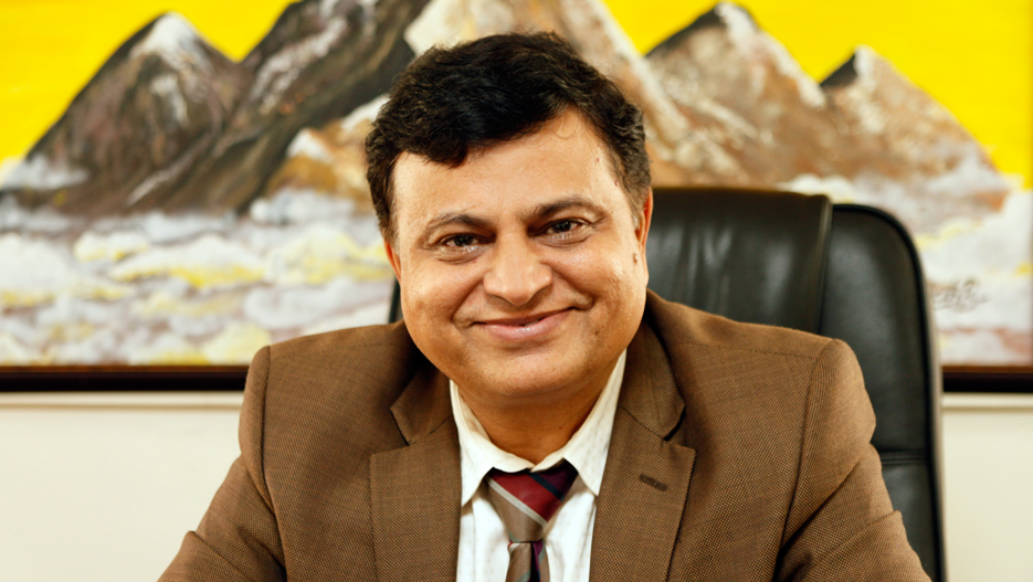 Rakesh Rao, Group CEO of Crown Paints Kenya PLC