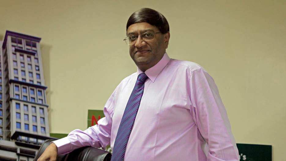 Bharat Doshi, Director at Dunhill Consulting, Thika Road Mall, Treadsetters and Imaging Solutions