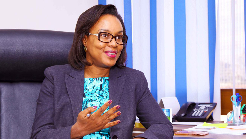 Agnes Gathaiya, CEO of Integrated Payment Services Limited (IPSL)