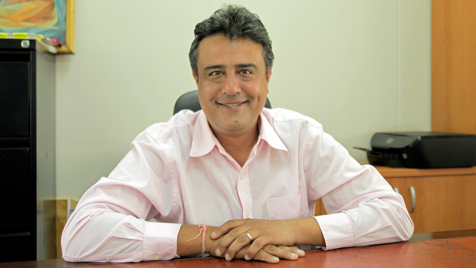 Ravi Kohli, Founder and Managing Director of Karibu Homes