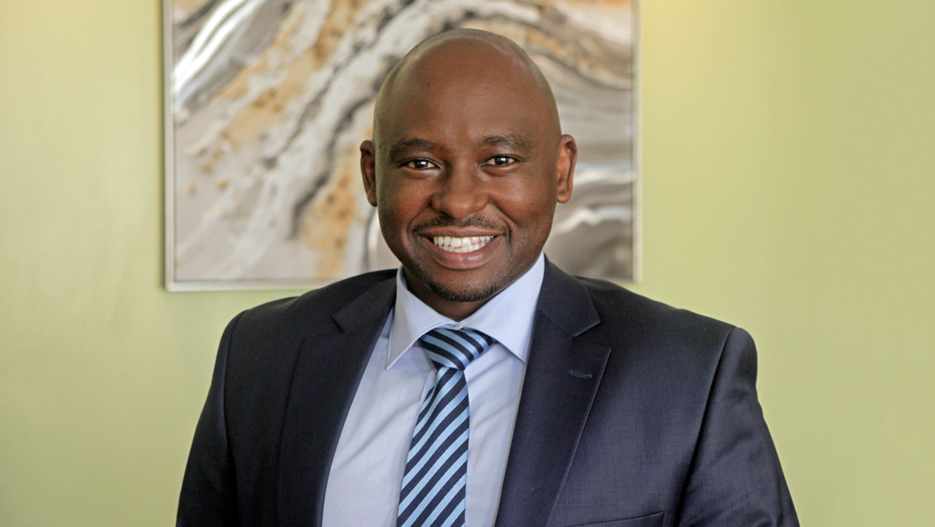 Maxwell Wahome, Group Managing Director of Longhorn Publishers PLC