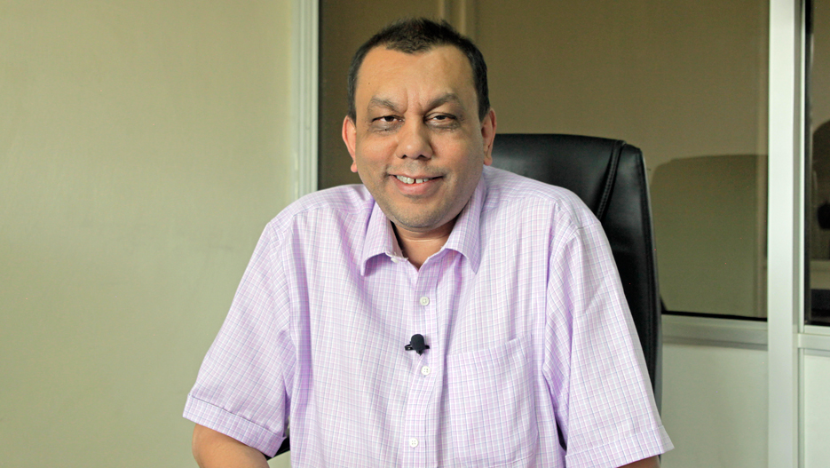 Raju Dhanani, Managing Director of NEL (Nairobi Enterprises Limited)