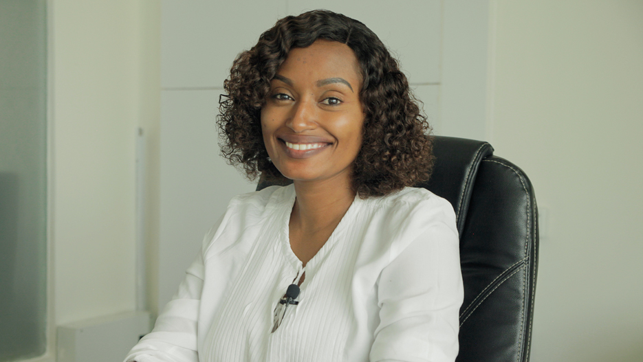 Joan Mwaura, CEO for East Africa at Oxygen 8 Group