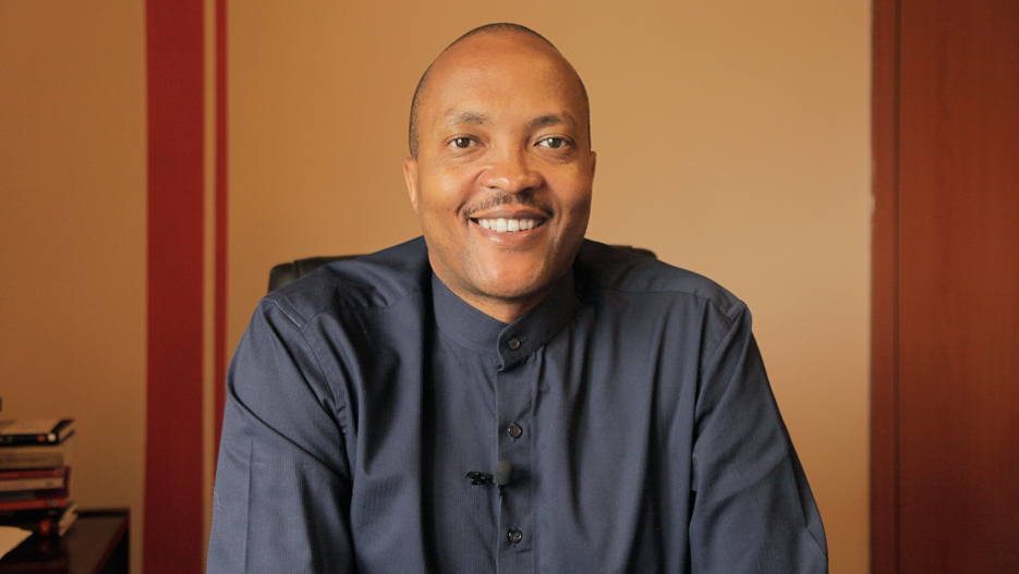 Lenny Ng'ang'a, CEO for East Africa at Saracen OMD