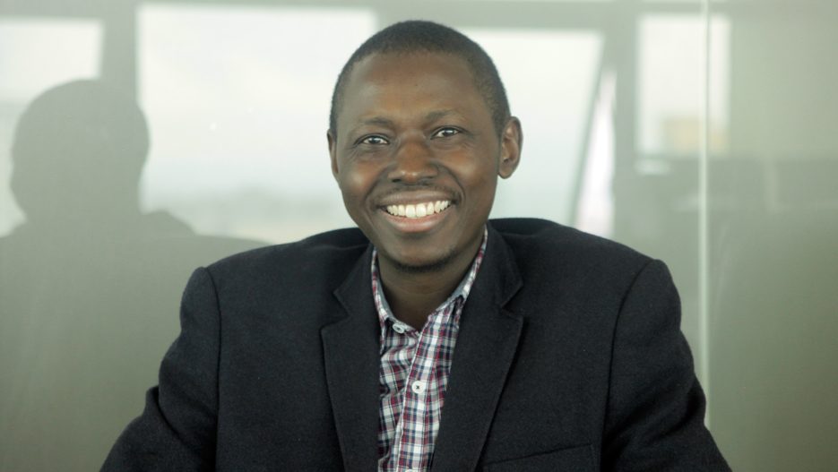 Francis Njiraini, Director of Bluekey Seidor