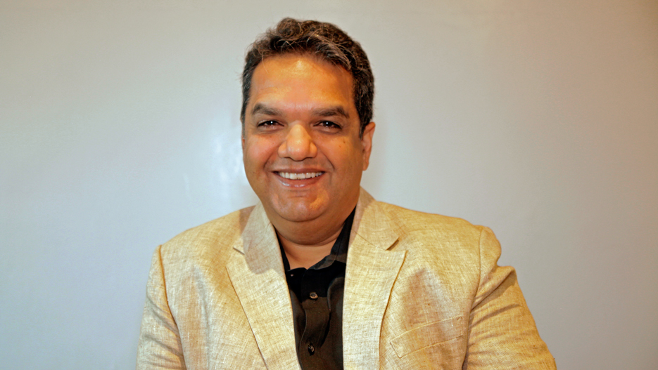 Akshay Shah, Group Executive Director of Silafrica