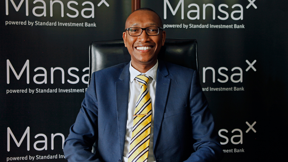 Nahashon Mungai, Executive Director for Global Markets at Standard Investment Bank (SIB)
