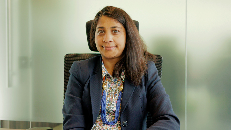 Ranee Nanji, Co-CEO of Tilisi Developments Limited