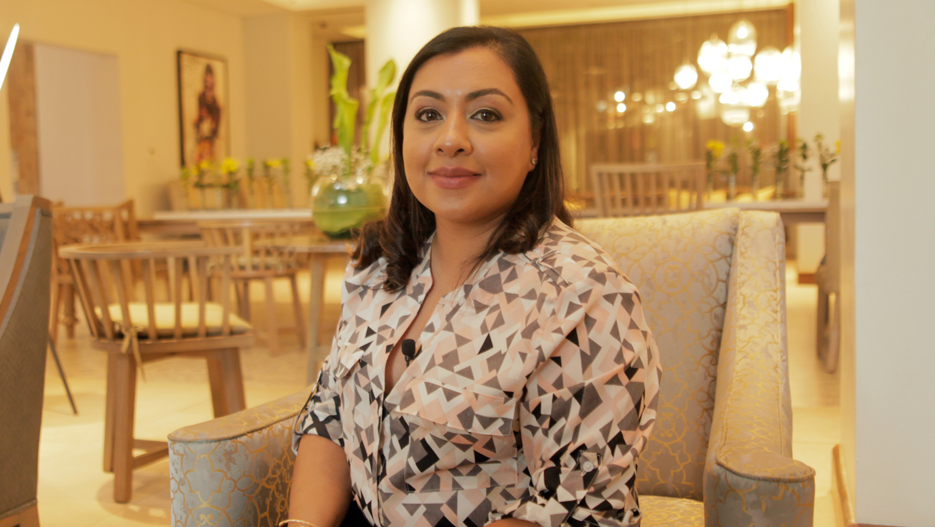 Shaileen Shah, General Manager of Trademark Hotel