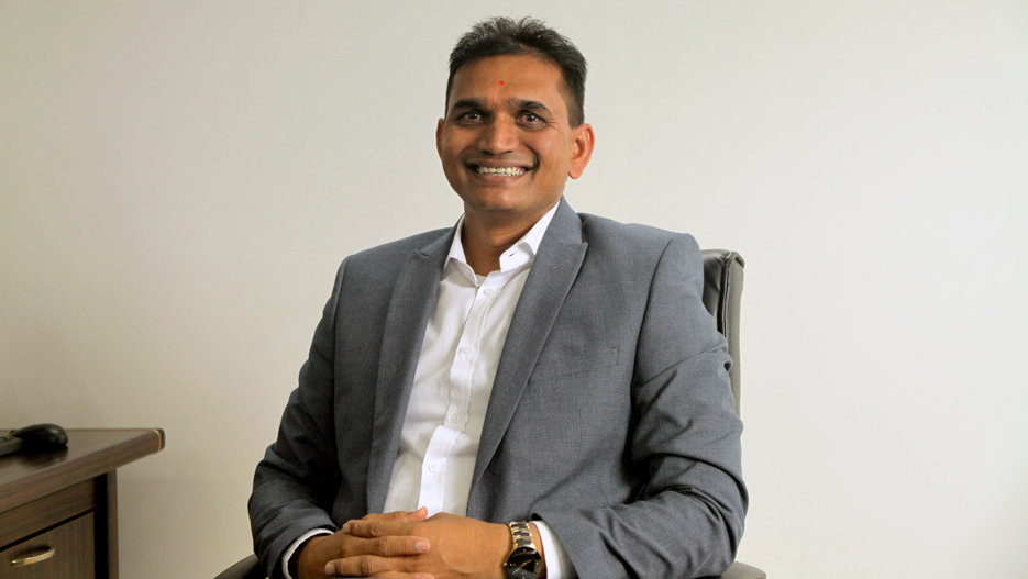 Devshi Kerai, Managing Director of Trident Plumbers Ltd