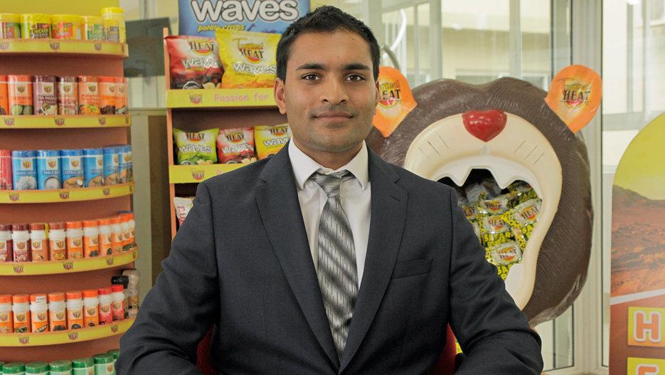 Sawan Shah, Executive Director of Tropical Heat