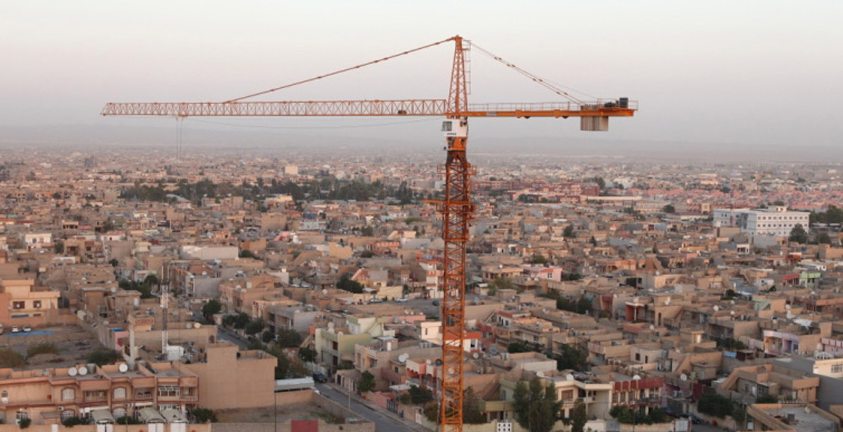 List of Top Contracting, Construction and Trading Companies in in Ira's Kurdistan