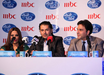 Arab Idol 2013 - Judges