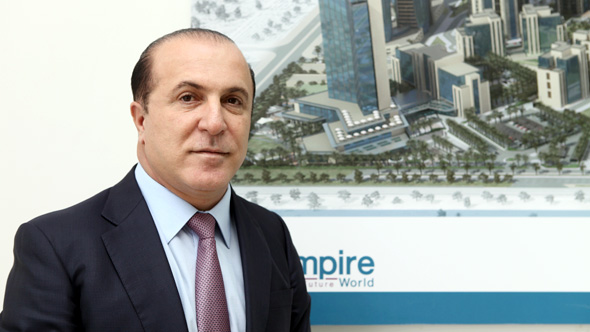 Peshraw Majid Agha, Owner and CEO of Falcon Group and Empire Iraq