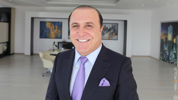 Peshraw Majid Agha, Chairman of Falcon Group