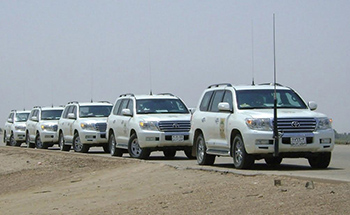 Falcon Group Iraq: Security