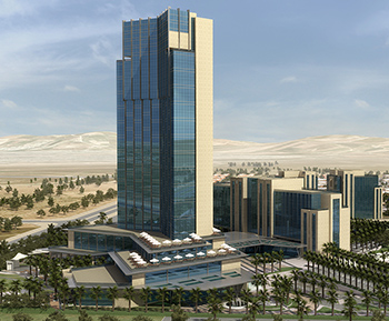 Marriott Hotel Erbil (Iraq)