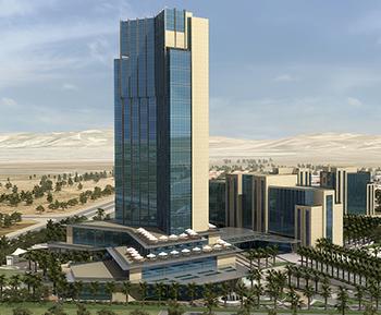 Marriott Hotel Erbil (Iraq)
