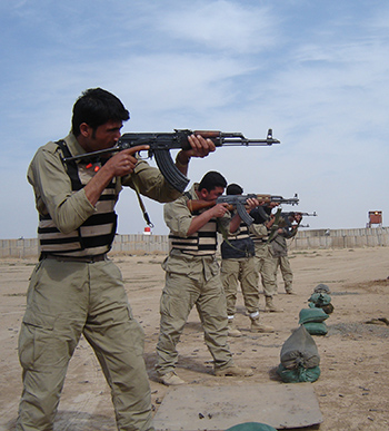 Falcon Group Iraq; Falcon Security division